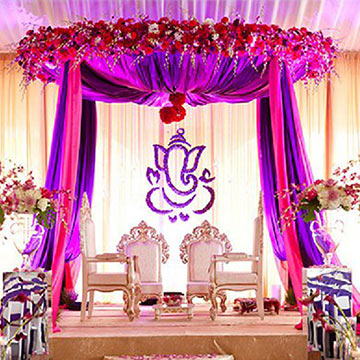Reception decors and Wedding Decorators in Pondicherry, Chennai, Coimbatore, Tamilnadu